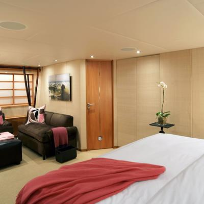 Envy Yacht Master Stateroom