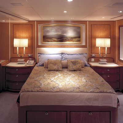 MITseaAH Yacht Stateroom