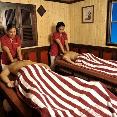 Dhaainkan'baa Yacht Treatment Rooms