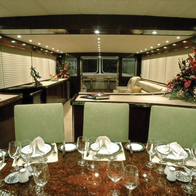 Emerald Lady Yacht