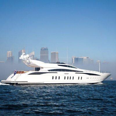 Lisa IV Yacht Main Profile