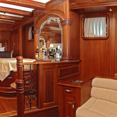 Goleta I Yacht Twin Stateroom