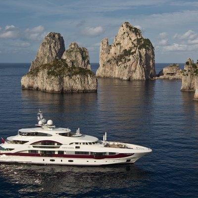 Quite Essential Yacht Landscape Shot