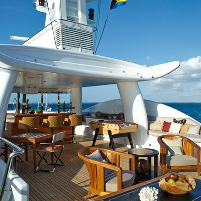 April Yacht Sun Deck