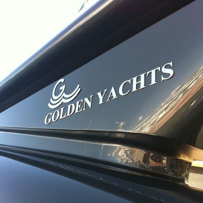 O'Pati Yacht Exterior Detail