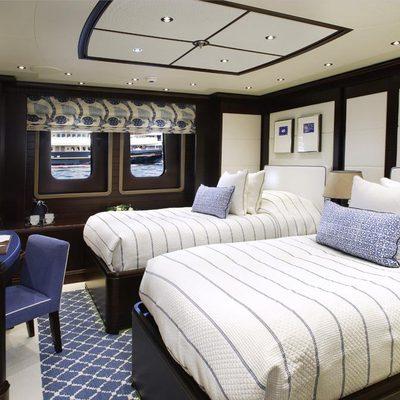 Baton Rouge Yacht Twin Stateroom