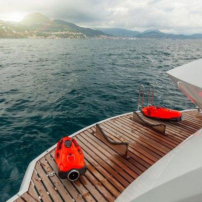 Mr. K Iriston Yacht