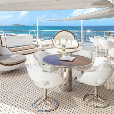 Nautilus Yacht Wellness Deck