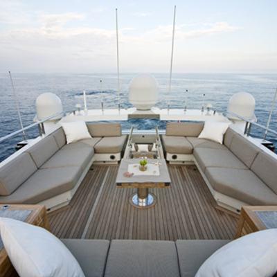 Escape II Sun deck