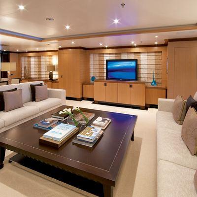 Mimi Yacht Salon Table