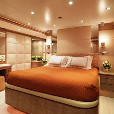 Balaju Yacht Orange Guest Stateroom