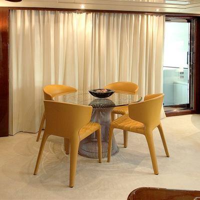 Let It Be Yacht Upper Salon