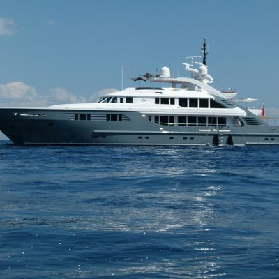 Lady MM Yacht Main Profile