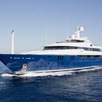 Sarah Yacht Profile