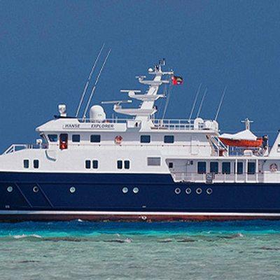 Hanse Explorer Yacht Main Profile