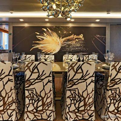 Liberty Yacht Dining Salon