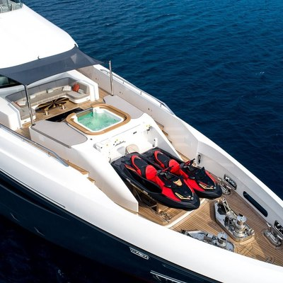 Starburst III Yacht