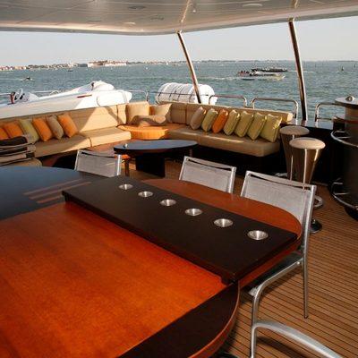Quid Pro Quo Yacht