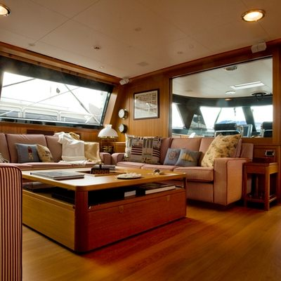 Heritage Yacht Upper Salon