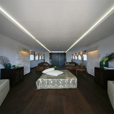 Prometej Yacht Saloon - Overview