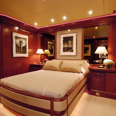Athena Yacht Double Cabin - View 1