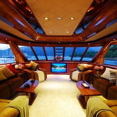 Forty Love Yacht Salon