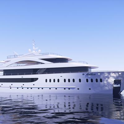 Anthea Yacht