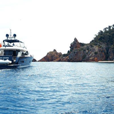 Lady Amanda Yacht