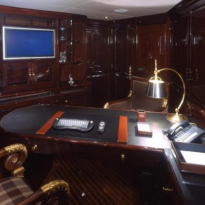 Ionian Princess Yacht Master Office