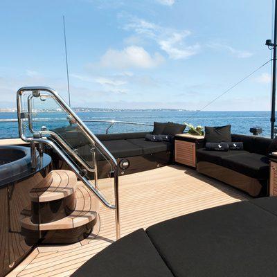 Griffin Yacht Sundeck