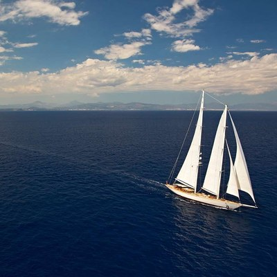 Gweilo Yacht Landscape