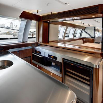 Vertigo Yacht Service Area