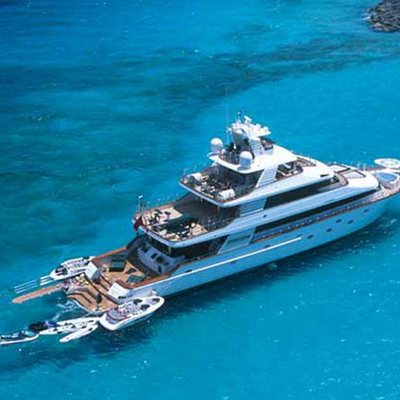 Forty Love Yacht Tender & Toys