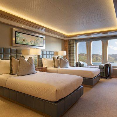 Solandge Yacht Twin Suite