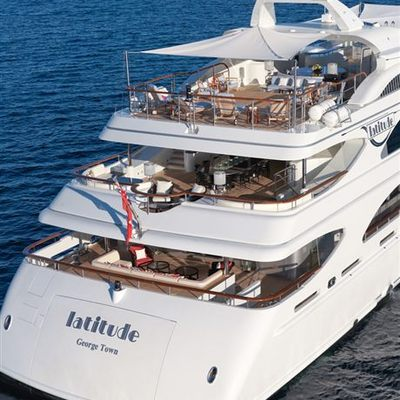Latitude Yacht Aft Decks
