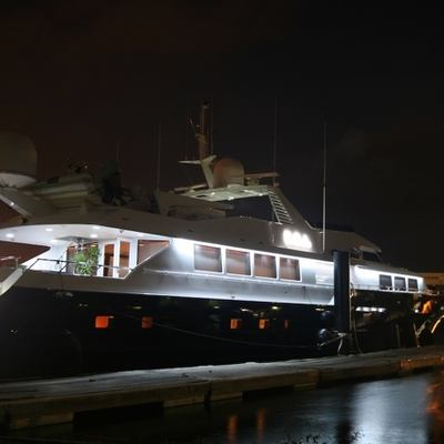DOA Yacht Night Profile