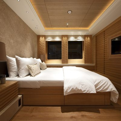 Naia Yacht Guest Stateroom - Overview
