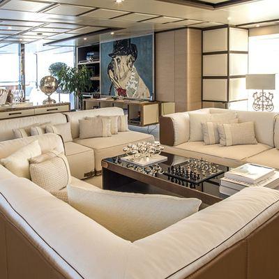 Soy Amor Yacht
