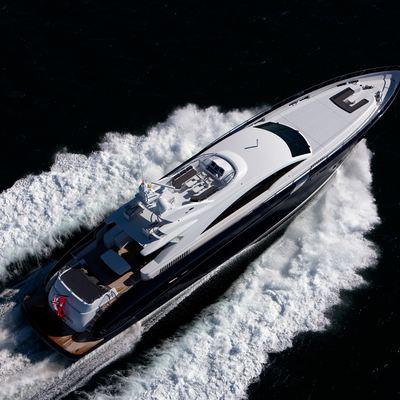 Quantum Yacht Aerial