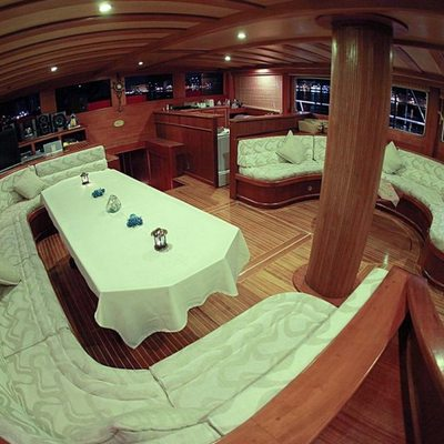 Junior Orcun Yacht