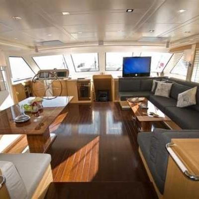 Zelda Yacht Salon Overview