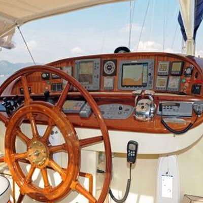 Ofelia Yacht Wheel