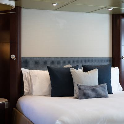 De Lisle III Yacht
