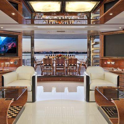 Milos at Sea Yacht