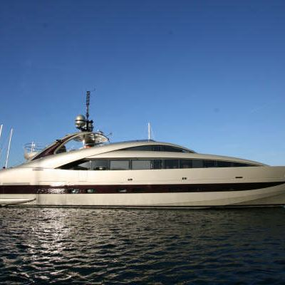 Hooligan II Yacht