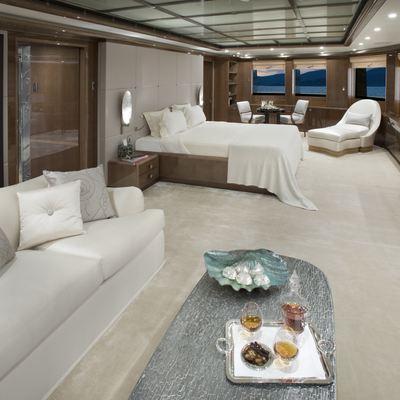 Alfa Nero Yacht Master Stateroom