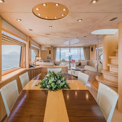 Excelerate Z Yacht