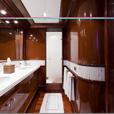 Sophie Blue Yacht Master Bathroom