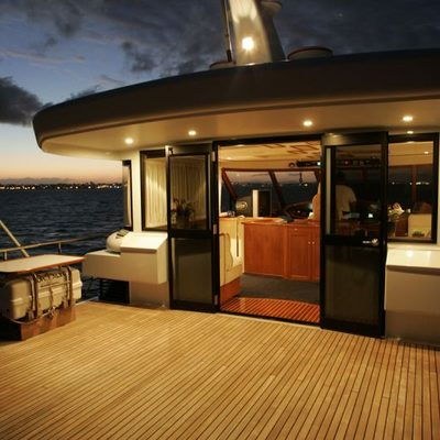 Pure Adrenalin Yacht
