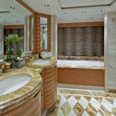 Mia Rama Yacht Master Bath